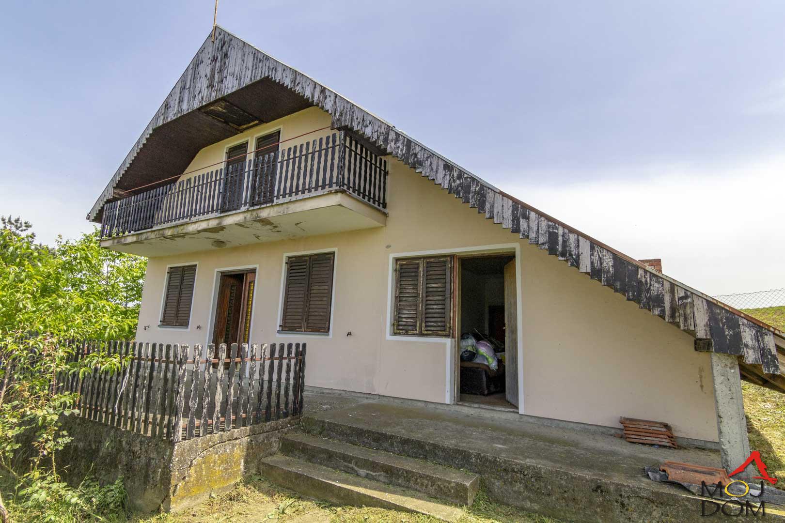 kuća BANOŠTOR